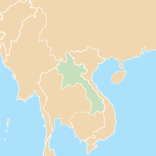 Countries answer: LAOS