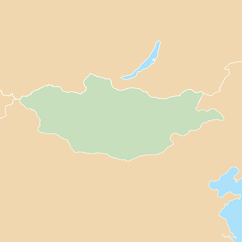 Countries answer: MONGOLIA