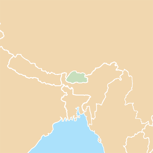 Countries answer: BHUTAN