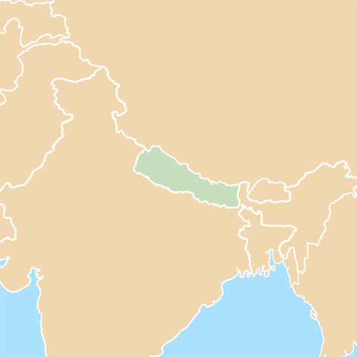 Countries answer: NEPAL