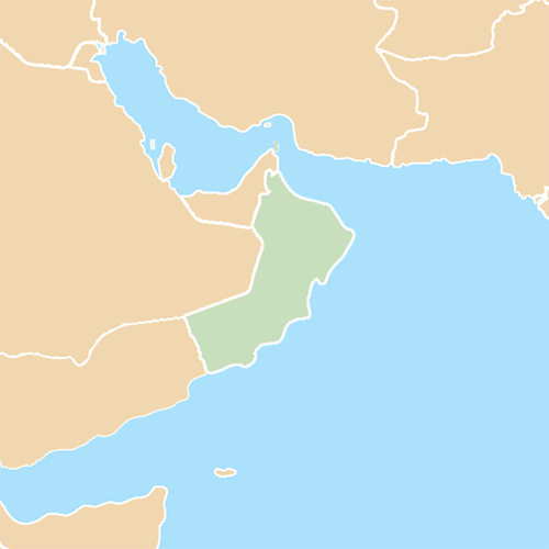 Countries answer: OMAN