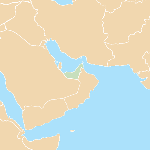 Countries answer: UAE