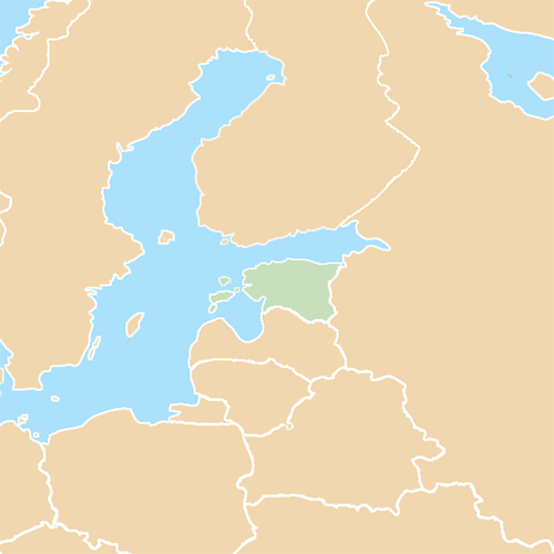 Countries answer: ESTONIA