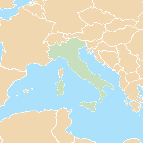 Countries answer: ITALY