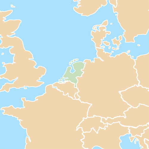 Countries answer: NETHERLANDS