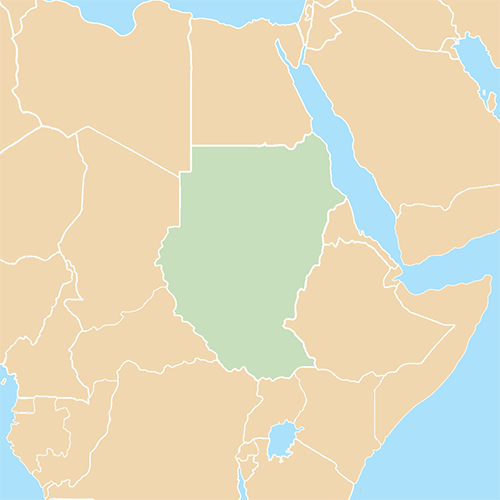 Countries answer: SUDAN