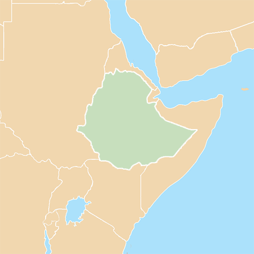 Countries answer: ETHIOPIA