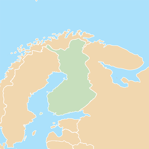 Countries answer: FINLAND
