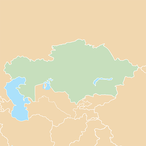 Countries answer: KAZAKHSTAN