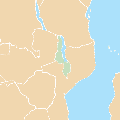 Countries answer: MALAWI