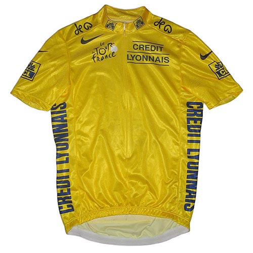 Cycling answer: MAILLOT JAUNE