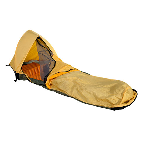 Desert Island answer: BIVY SACK