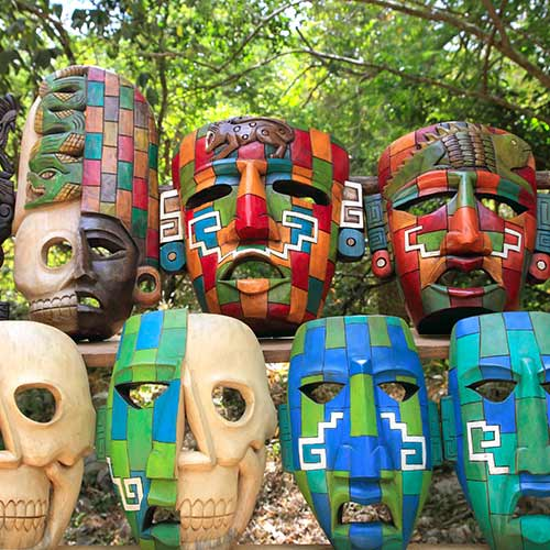 Desert Island answer: MASKS