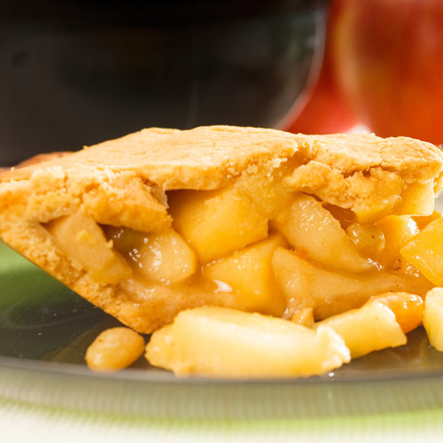 Desserts answer: APPLE PIE