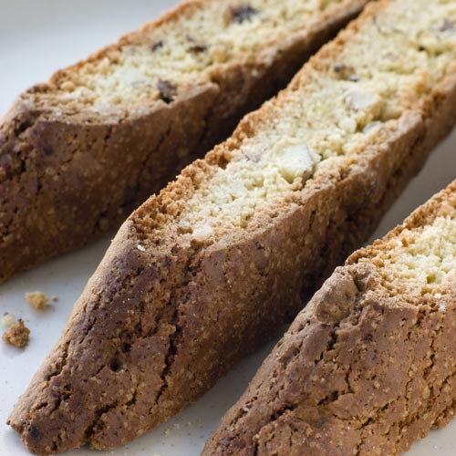 Desserts answer: BISCOTTI