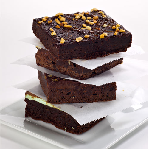 Desserts answer: BROWNIES