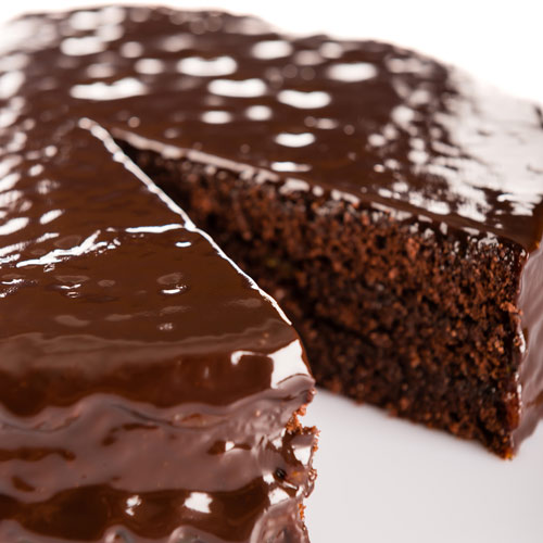 Desserts answer: CHOCOLATE CAKE