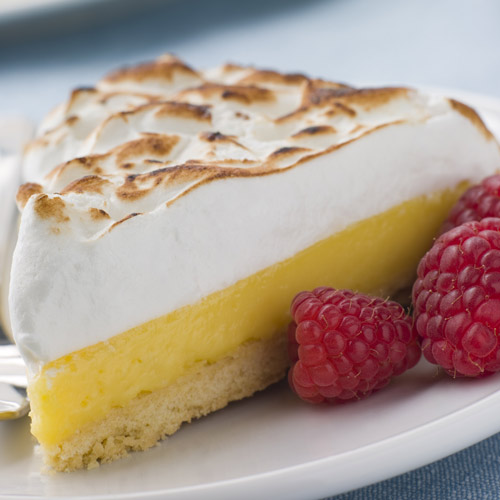 Desserts answer: LEMON MERINGUE