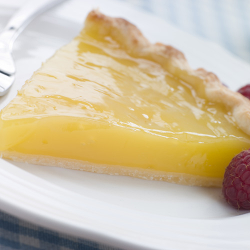 Desserts answer: LEMON TART