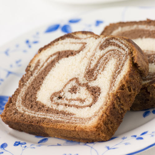 Desserts answer: MARBLE CAKE