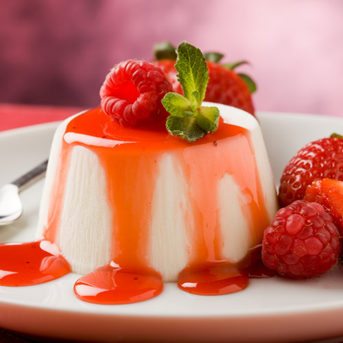 Desserts answer: PANNA COTTA