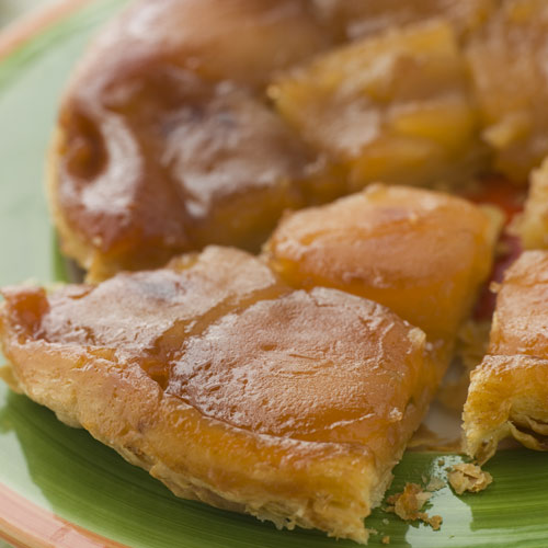 Desserts answer: TARTE TATIN