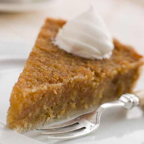 Desserts answer: TREACLE TART