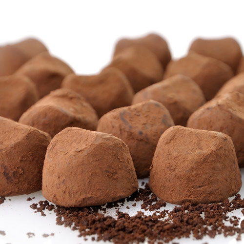 Desserts answer: TRUFFLES