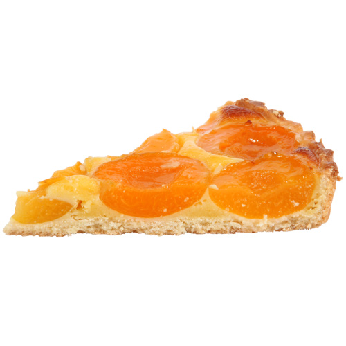 Desserts answer: APRICOT TART