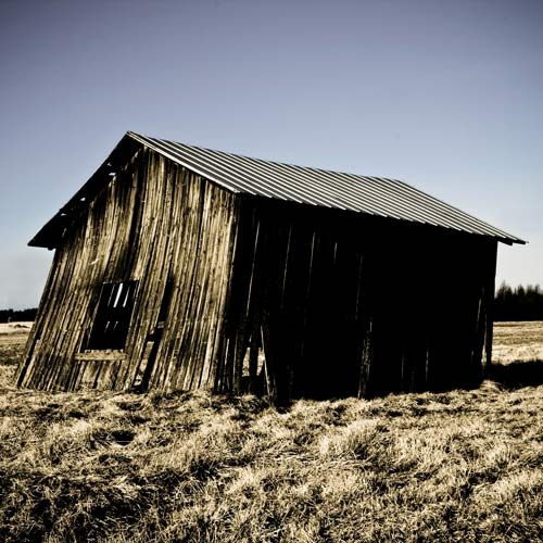 Dwellings answer: BARN