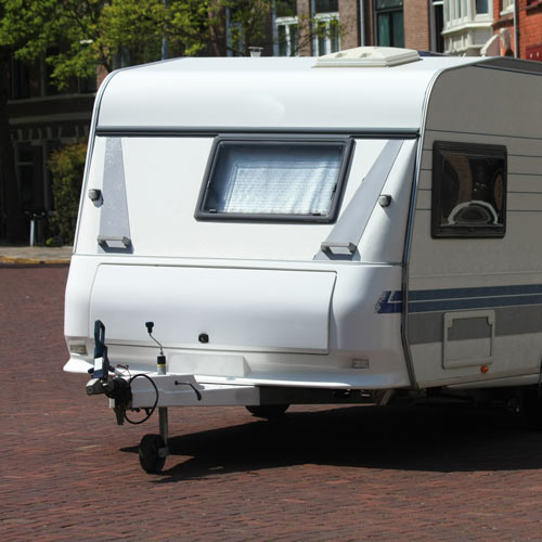 Dwellings answer: CARAVAN