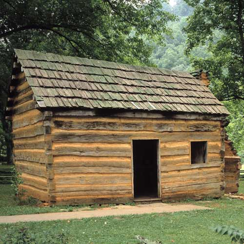 Dwellings answer: LOG CABIN
