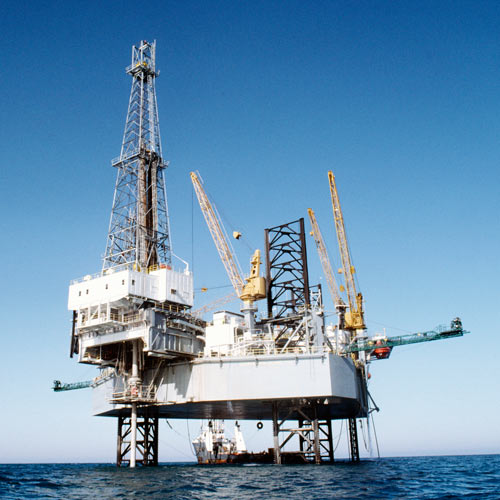 Dwellings answer: OIL RIG