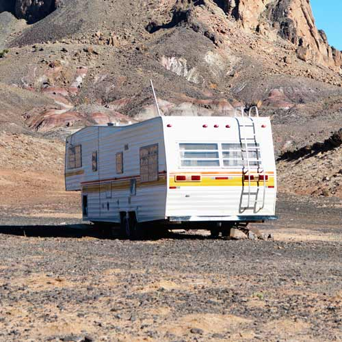 Dwellings answer: RV