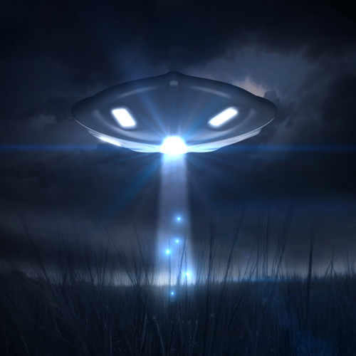 Dwellings answer: UFO