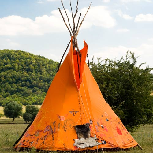 Dwellings answer: WIGWAM