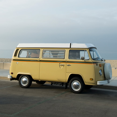 Dwellings answer: CAMPERVAN
