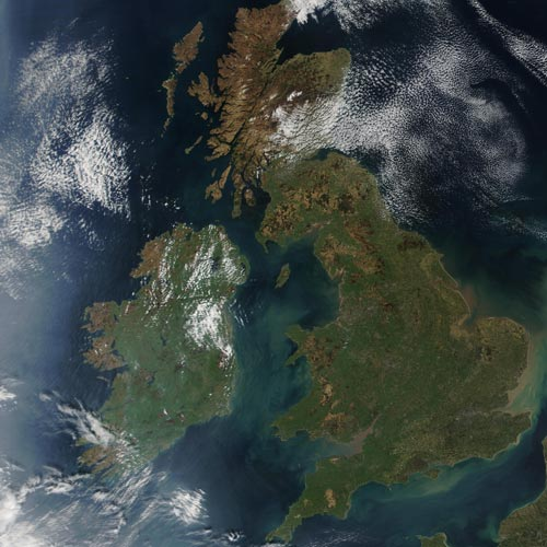 Earth from Above answer: UNITED KINGDOM