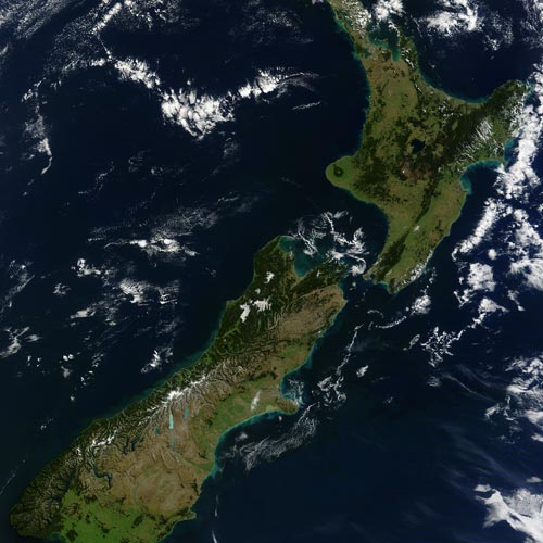 Earth from Above answer: NEW ZEALAND
