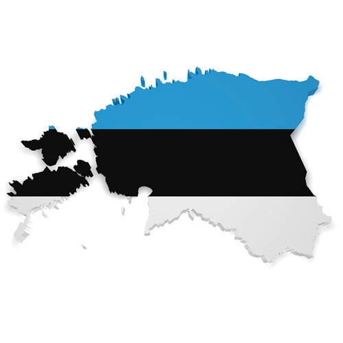 E is for... answer: ESTONIA