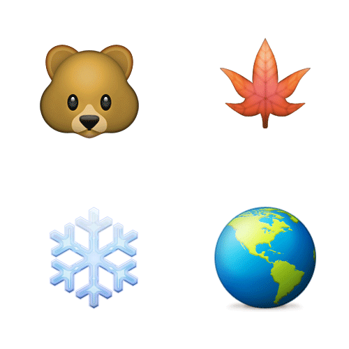 Emoji 2 answer: CANADA
