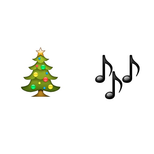 Emoji 2 answer: CHRISTMAS CAROL