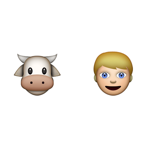 Emoji 2 answer: COWBOY