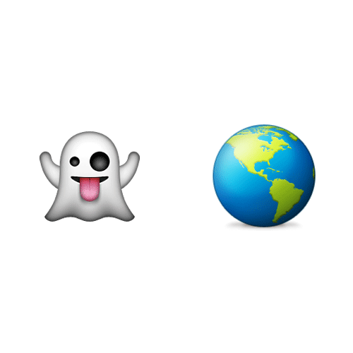 Emoji 2 answer: GHOST WORLD