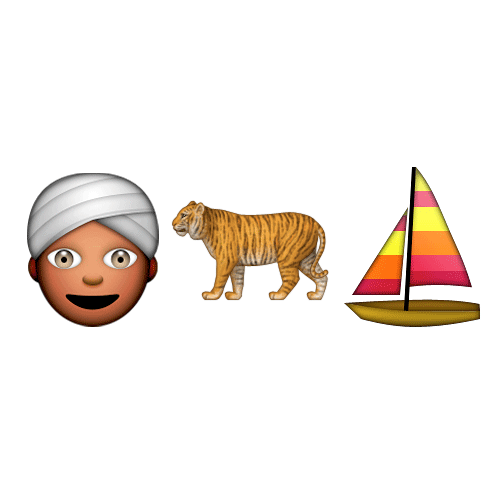 Emoji 2 answer: LIFE OF PI