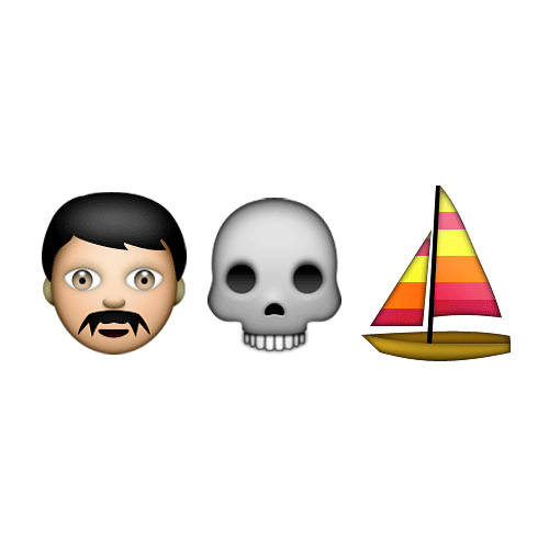 Emoji 2 answer: PIRATE