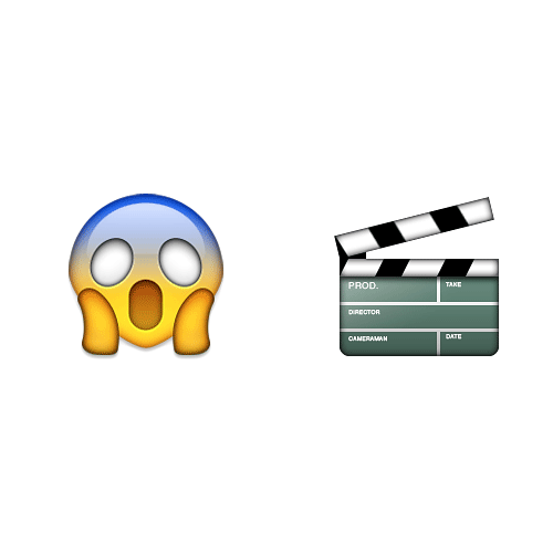 Emoji 2 answer: SCREAM