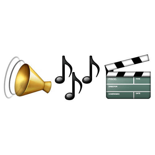 Emoji 2 answer: SOUND OF MUSIC
