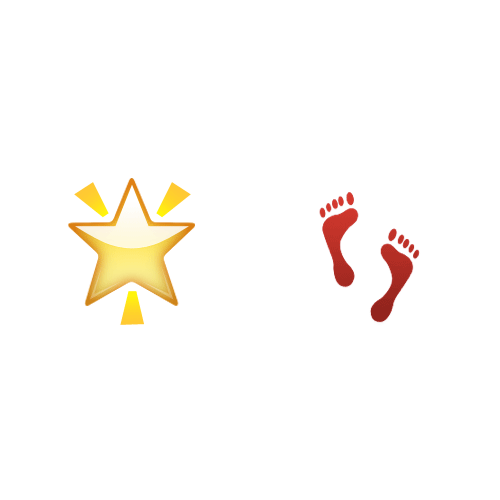 Emoji 2 answer: STAR TREK
