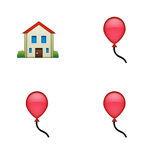 Emoji 2 answer: UP